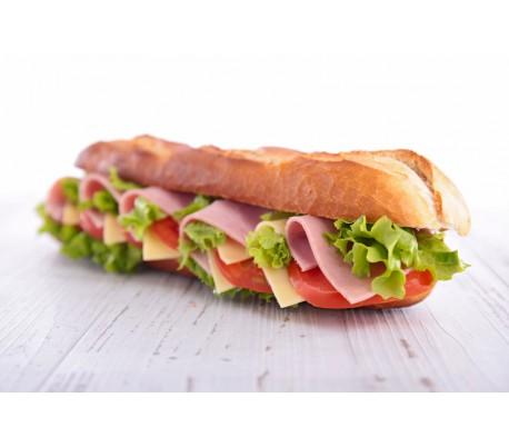 Un sandwich c'est diététique !